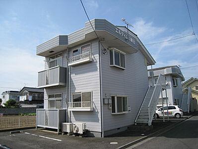 外観,2DK,面積39.74m2,賃料4.3万円,JR常磐線 東海駅 徒歩13分,,茨城県那珂郡東海村東海