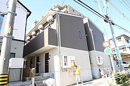 愛知県尾張旭市桜ケ丘町西の賃貸アパートの外観
