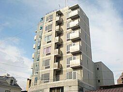 ユニティー石堂[8階]の外観