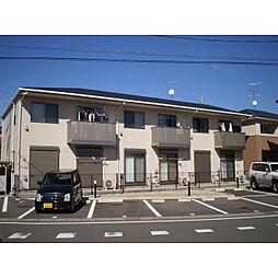 桜アパートメント[203号室]の外観