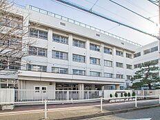 中学校 750m 東久留米市立中央中学校