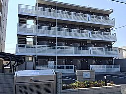 埼玉県越谷市レイクタウン2丁目の賃貸マンションの外観