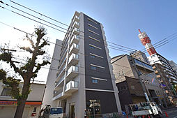 レユシール塚本[2階]の外観
