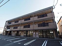 福岡県北九州市若松区用勺町の賃貸マンションの外観