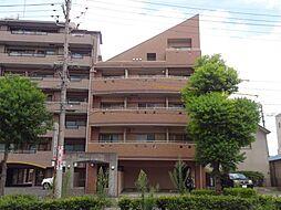 マンションリバーサイド[2階]の外観