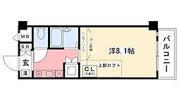 Avion7M8[309号室]の間取り