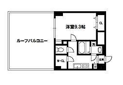 エグゼ大阪城東[7階]の間取り