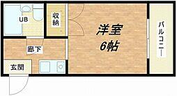 メゾン関目[3階]の間取り