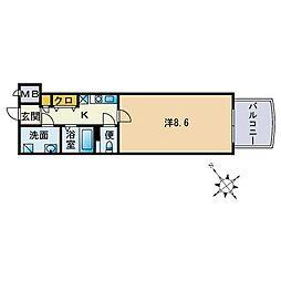 春日原駅 4.2万円