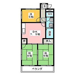 豊田市駅 4.8万円