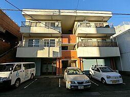 静岡県富士市加島町の賃貸アパートの外観