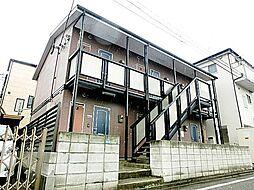 コーポフタバ[2階]の外観