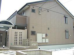 兵庫県西宮市荒戎町の賃貸アパートの外観
