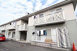 岡山県倉敷市安江丁目なしの賃貸アパートの外観