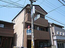 京都府京都市伏見区淀下津町の賃貸マンションの外観