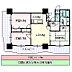 間取り,3LDK,面積68.37m2,賃料9.9万円,JR常磐線 赤塚駅 バス10分 表町下車 徒歩4分,,茨城県水戸市見和
