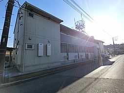 JR内房線 袖ヶ浦駅 バス7分 袖ヶ浦電話局前下車 徒歩1分の賃貸アパート