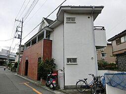 Flat Tamura[2階]の外観