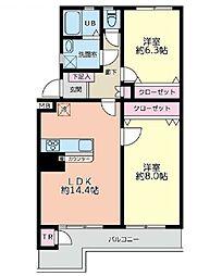 前田ハイツ6号棟
