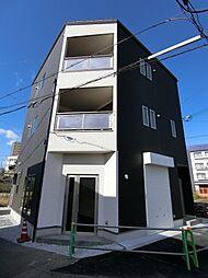KIKI三番館[2階]の外観