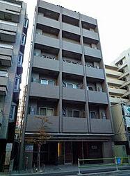 スカイコート三田慶大前壱番館[3階]の外観