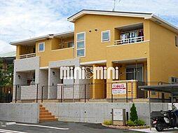 静岡県静岡市清水区袖師町の賃貸アパートの外観