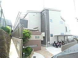 兵庫県神戸市垂水区王居殿3丁目の賃貸アパートの外観