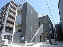 ハウス箱崎[2階]の外観