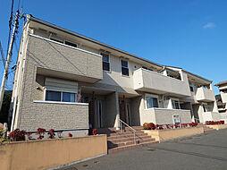 福岡県北九州市門司区大字大積の賃貸アパートの外観