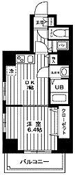 アトラスカーロ浦和常盤弐番館[3階]の間取り