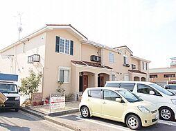 奈良県天理市中町の賃貸アパートの外観