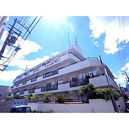 兵庫県神戸市中央区上筒井通3丁目の賃貸マンションの外観