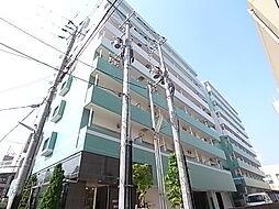 兵庫県神戸市灘区烏帽子町1丁目の賃貸マンションの外観