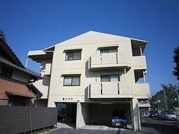 愛知県日進市浅田町東田面の賃貸マンションの外観
