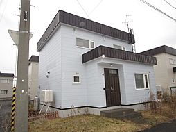 [一戸建] 北海道札幌市北区新琴似一条3丁目 の賃貸【/】の外観