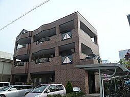 愛知県名古屋市西区南堀越2丁目の賃貸マンションの外観