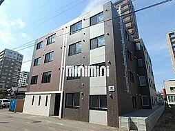 Luxe Maruyama(ラグゼマルヤマ)[1階]の外観