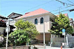 福岡県福岡市南区的場2丁目の賃貸アパートの外観