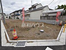 7号地 現地写真 西東京市栄町3丁目