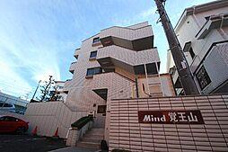 マインド覚王山[4階]の外観