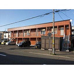 JR学園都市線 新川駅 徒歩8分の賃貸アパート