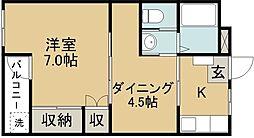 南大分駅 3.5万円