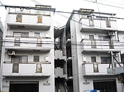 ベルトピア武庫之荘3[3階]の外観