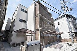 クリエオーレ稲田本町[3階]の外観