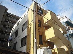 タカミマンション[4階]の外観