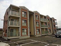 福岡県北九州市八幡西区木屋瀬2丁目の賃貸マンションの外観