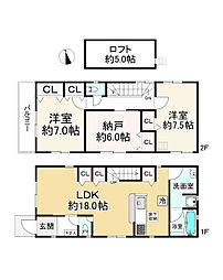 国領駅 4,580万円