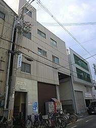 マンション若竹[3階]の外観