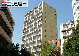 鶴舞ガーデンコート[4階]の外観