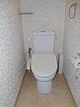 トイレはシャワ...